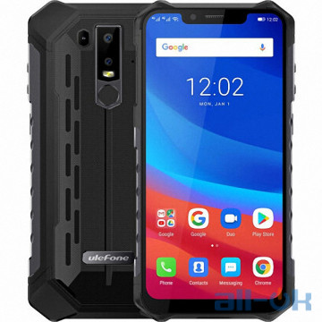 Ulefone Armor 6 6/128GB Black