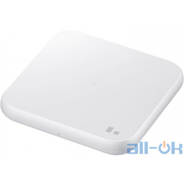 Беспроводное зарядное устройство Samsung Wireless Charger Pad 9W White (EP-P1300BWRGRU) UA UCRF