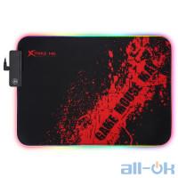 Килимок для миші XTRIKE ME Backlight MP-602 Black