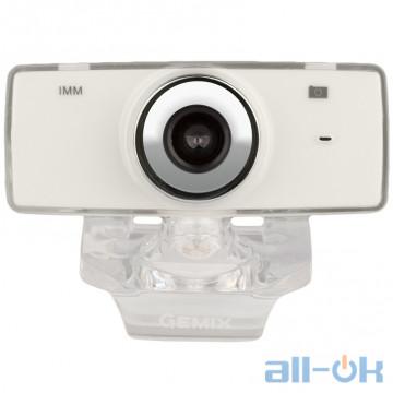 Веб-камера Gemix F9 White UA UCRF