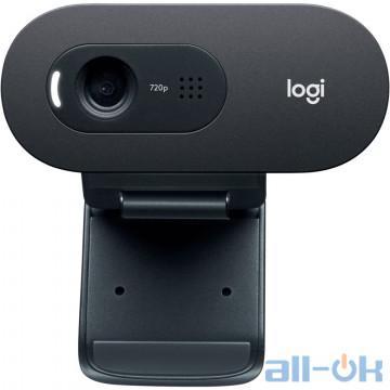 Веб-камера Logitech HD Webcam C505 (960-001364) UA UCRF