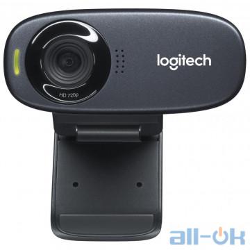 Веб-камера Logitech HD Webcam C310 (960-001065) UA UCRF