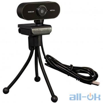 Веб-камера 1ST FHD (1ST-WC01FHD) UA UCRF