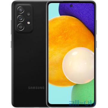 Samsung Galaxy A52 8/256GB Black (SM-A525FZKI)