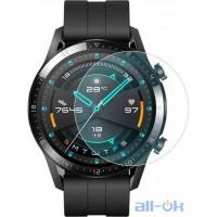 Гидрогелевая противоударная глянцевая пленка для HUAWEI Watch GT 2 46mm