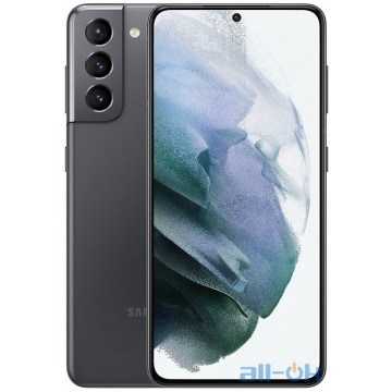 Samsung Galaxy S21 8/256GB Phantom Grey (SM-G991BZAGSEK) UA UCRF
