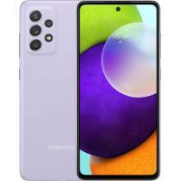Samsung Galaxy A52 4/128GB Violet (SM-A525FLVD)
