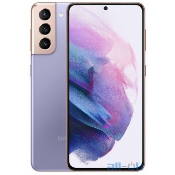 Samsung Galaxy S21 8/128GB Phantom Violet (SM-G991BZVDSEK) UA UCRF
