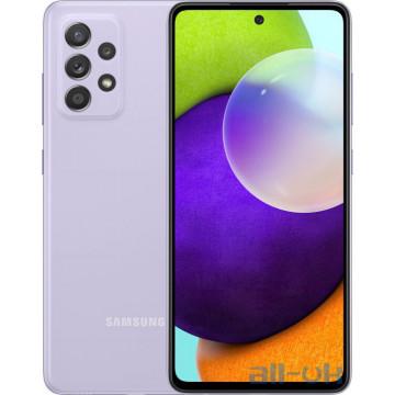 Samsung Galaxy A72 6/128GB  Violet (SM-A725FLVD)