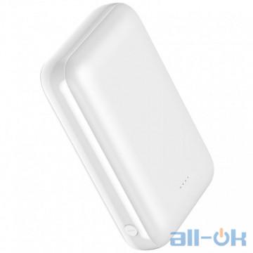 Внешний аккумулятор (Power Bank) Baseus Mini JA 10000mAh White (PPJAN-A02)