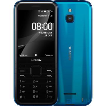 Nokia 8000 DS 4G Blue UA UCRF