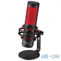 Мікрофон HyperX Quadcast (HX-MICQC-BK) UA UCRF