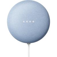 Smart колонка Google Nest Mini Como Blue (GA01140-US)