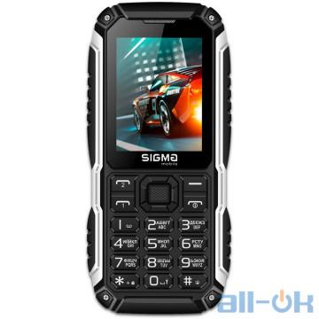 Sigma Mobile X-treme PT68 Black