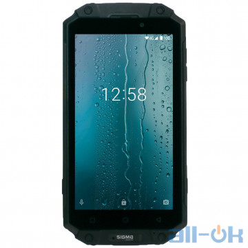 Sigma Mobile X-TREME PQ39 ULTRA Black