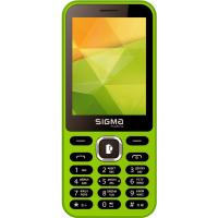 Sigma Mobile X-Style 31 Power Green UA UCRF