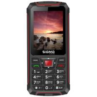Sigma Mobile Comfort 50 Outdoor Black-Red