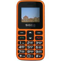 Sigma Mobile Comfort 50 HIT 2020 Black-Orange