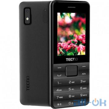 Tecno T372 TripleSIM Black (4895180746833) UA UCRF