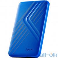 Жорсткий диск Apacer AC236 2 TB Blue (AP2TBAC236U-1)