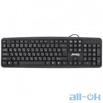 Клавиатура JEDEL K11 Black