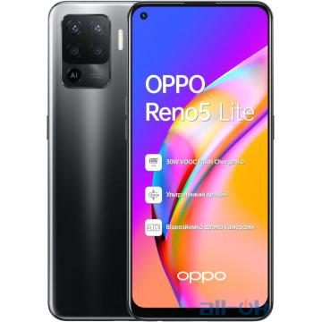 OPPO Reno5 Lite 8/128GB  Fluid Black  UA UCRF