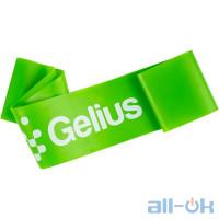 Резинка для фитнеса Gelius Green Light