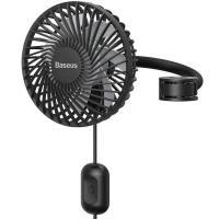 Автомобильный вентилятор Baseus Departure Vehicle Fan Black (CXQC-B03)
