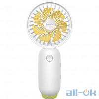 Вентилятор портативний BASEUS Firefly Mini Fan White (CXYHC-02)