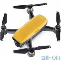 Квадрокоптер DJI Spark Sunrise Yellow (CP.PT.000742)
