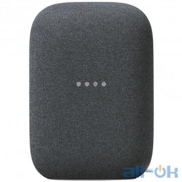 Smart колонка Google Nest Audio Charcoal (GA01586)