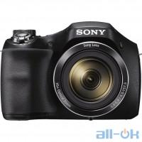 Компактний фотоапарат Sony DSC-H300 Black