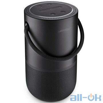 Smart колонка Bose Portable Smart Speaker Black 829393-2100