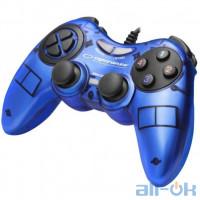 Геймпад Esperanza Fighter PC Blue (EGG105B) UA UCRF