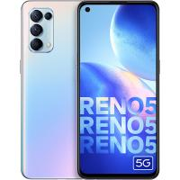 Oppo Reno5 5G 8/128Gb Galactic Silver Global Version