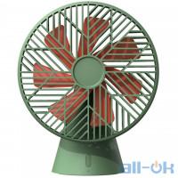 Вентилятор портативний Xiaomi Sothing Forest Desktop Fan (DSHJ-S-1907) Green