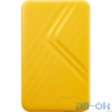 Жесткий диск Apacer AC236 1 TB Yellow (AP1TBAC236Y-1)