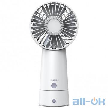 Вентилятор портативный REMAX Dazzling Series Oscillating Desk Fan F34 White