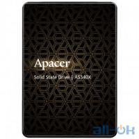 SSD накопитель Apacer AS340X 120 GB (AP120GAS340XC-1)