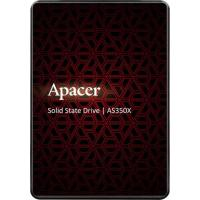 SSD накопитель Apacer AS350X 256 GB (AP256GAS350XR-1)