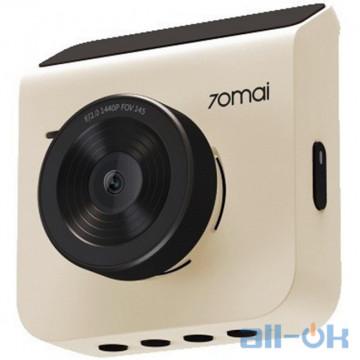 Автомобильный видеорегистратор Xiaomi 70mai Dash Cam A400 Ivory WiFi UA UCRF