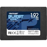 SSD накопитель PATRIOT Burst Elite 1.92 TB (PBE192TS25SSDR)