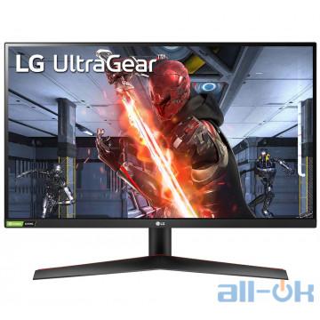 ЖК монитор LG 27GN600-B Black UA UCRF