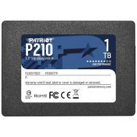 SSD накопитель PATRIOT P210 1 TB (P210S1TB25)