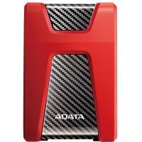 Жесткий диск ADATA DashDrive Durable HD650 1 TB Red (AHD650-1TU31-CRD)