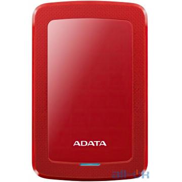 Жесткий диск ADATA HV300 2 TB Red (AHV300-2TU31-CRD)