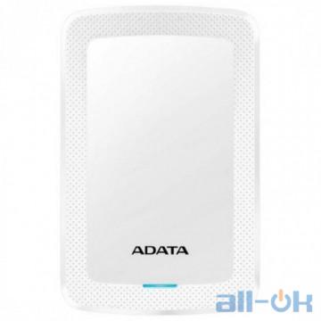Жесткий диск ADATA HV300 1 TB White (AHV300-1TU31-CWH)
