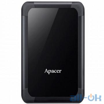Жесткий диск Apacer AC352 Black 2 TB (AP2TBAC532B-1)