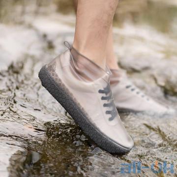 Дождевики для обуви силиконовые Xiaomi ZENPH HW170302 (S, Gray)