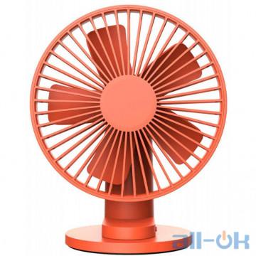Вентилятор портативный Xiaomi VH Clip Fan F04 Orange